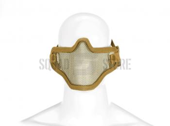 Masca din plasa metalica coyote - Invader Gear