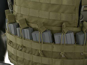 Vesta tactica Rifleman olive - 8Fields