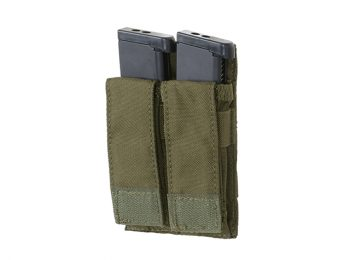 Portincarcator dublu pentru pistol olive - 8Fields