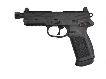 Replica FN FNX-45 tactic negru slide metal - CyberGun