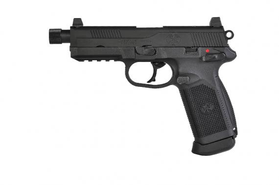 Replica FN FNX-45 tactic negru slide metal - CyberGun