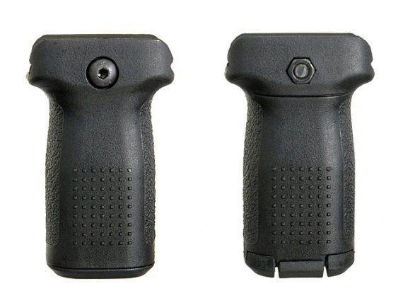 Maner tactic compact negru - BD