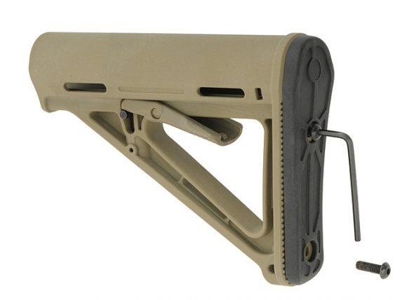 Pat M4 coyote mod.2