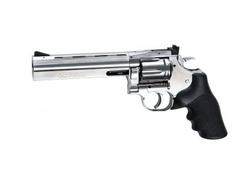 Revolver ASG Dan Wesson 715 6 inch stainless CO2 - low power