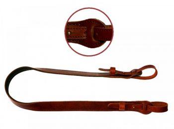 Curea arma maro piele MD.2B - Tapel