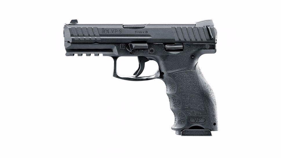 REWIEW - Replica pistol H&K SFP9 (VP9) slide metal – Umarex