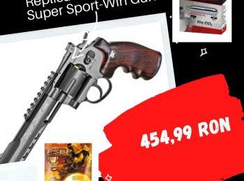 Revolver 702 Super Sport-Win Gun
