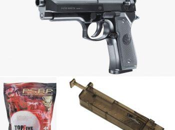 Beretta M92 Spring